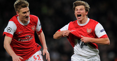 Arsenal spring surprise by beating limp Barcelona