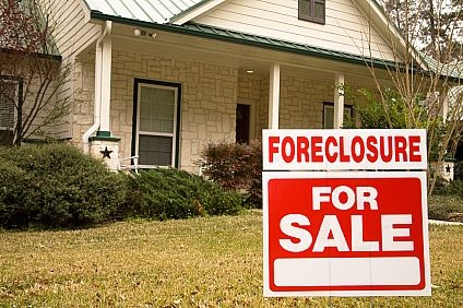 Foreclosure boom comes back to bite