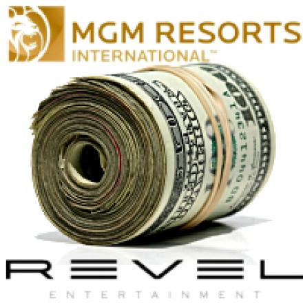 MGM Resorts loses money; Revel Casino finds money; spring break is money