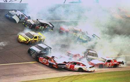 Daytona 500 is the weekend to show NASCAR love