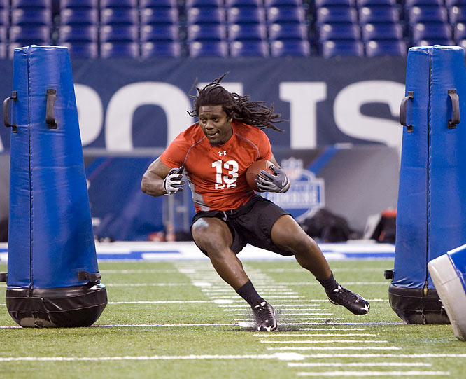 2011 NFL Combine gearing up