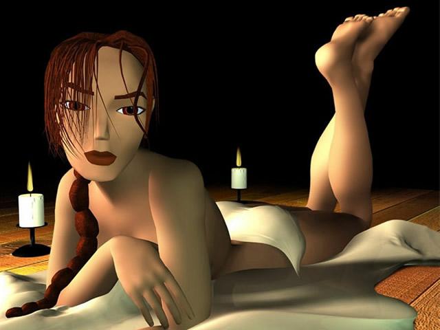 Spin3 bringing Lara Croft to Android