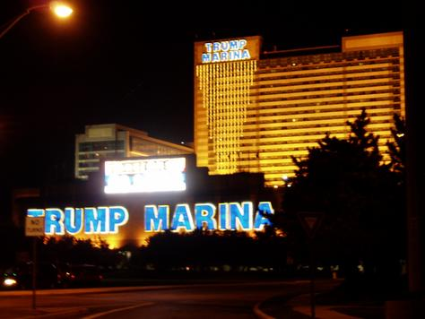 Trump sells Marina Casino to Landry's