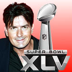 Vegas books eke out Super Bowl win; Charlie Sheen survives day without porn