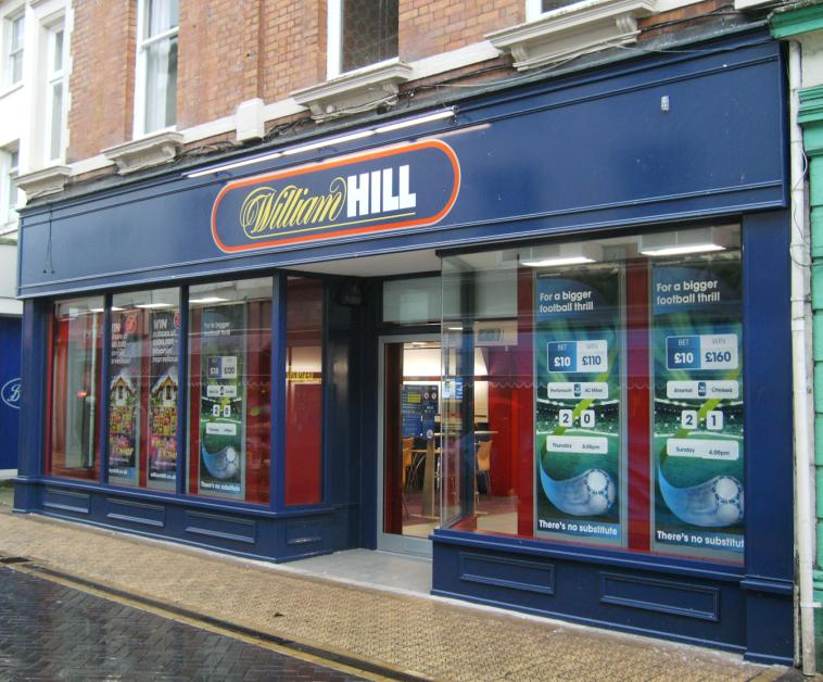 William Hill figures boosted by online