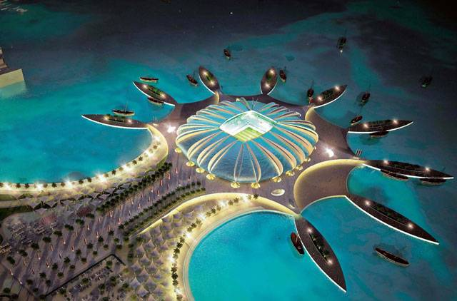 Artificial clouds in the works for 2022 Qatar World Cup
