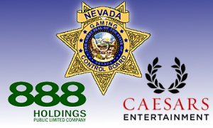 Nevada Gaming Board approved caesars and 888 holdings relationships; Casino Business & Gambling Industry News