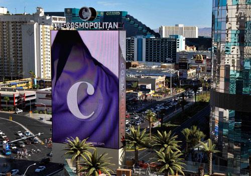 Cantor Gaming sets up shop at The Cosmopolitan