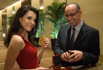 Dana Workman interviews Shahar Attias of Hybrid Interaction