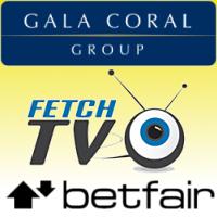 Gala Coral CEO rumored exit; Betfair debuts FetchTV app, praises TVG