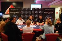 Greek Poker Cup final table