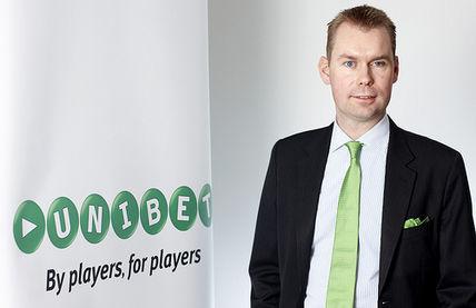 Unibet chief Henrik Tjärnström