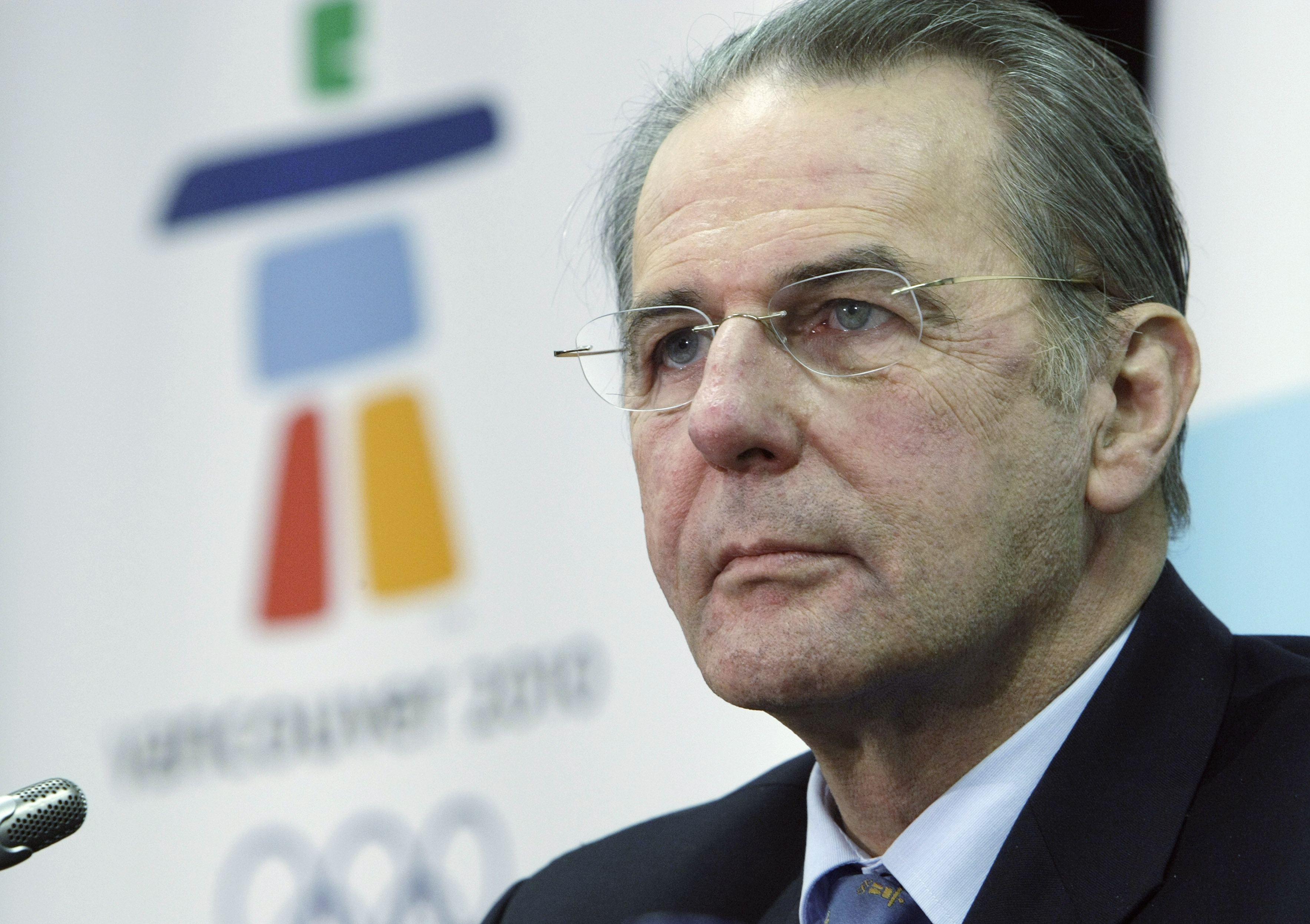 "IOC president backs ""betting right"""