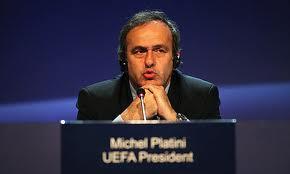 Illegal gambling targeted by UEFA president