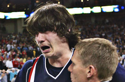2011 March Madness upsets not really upsets