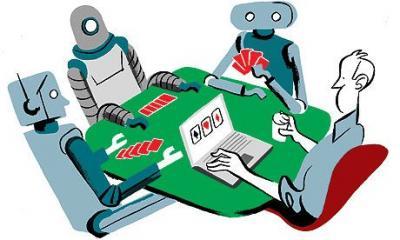 Online gamblers enjoy the presence of bots