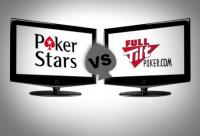 PokerStars and Full Tilt are the world leaders