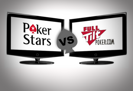 PokerStars and Full Tilt are the world leaders