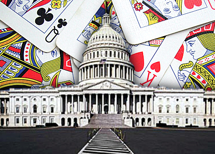 US states seeking to pass online poker legislation due to Congressional paralysis