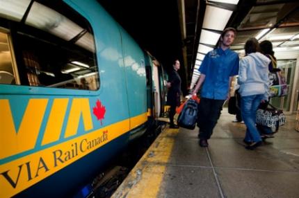 VIA Rail, another sponsor bullying Bettman