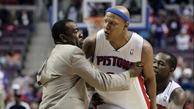 Charlie Villanueva fight