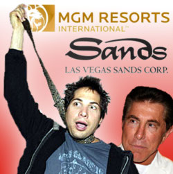 Joe Francis' Wynn lawsuit tossed; Sands' Adelson gets paid; MGM China IPO woe