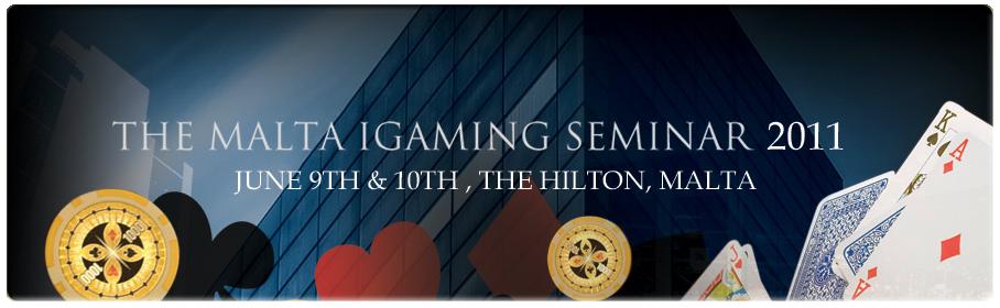 Malta iGaming Seminar | Gaming Industry