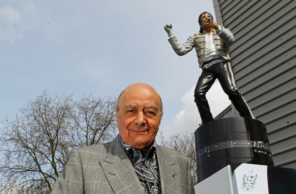 Statue of the King of Pop unveiled at Fulham