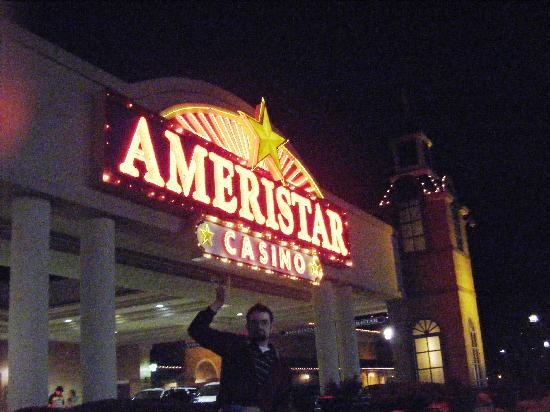 Ameristar Casinos announces plans for Massachusetts casino