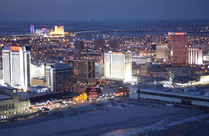 Atlantic City casino forfeitures