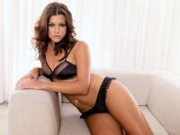 Glamour model Imogen Thomas