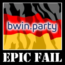 Bwin.party (Pwin) shares continuous plummet