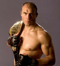 MMA fighter Randy Couture