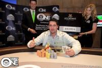 Everest Poker ONE winner Julian Kabitze