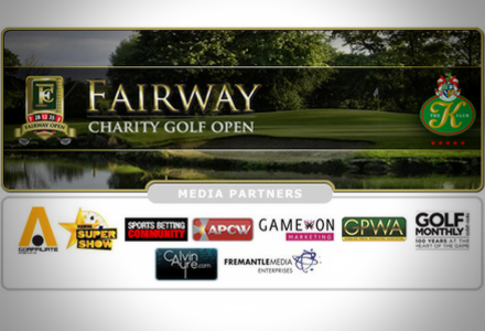CalvinAyre.com announces Video Media Sponsorship of the Fairway Casino Charity Golf Open