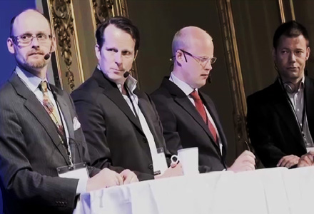 i-Gaming Forum 2011 in Stockholm Day 1 Summary