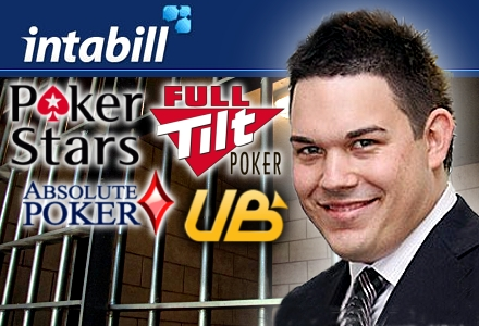 Online poker indicted by Intabill, ineptitude and ill-advised court cases