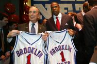 Jay-Z is part owner of the New Jersey Nets