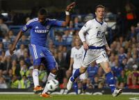 Kalou scores for Chelsea