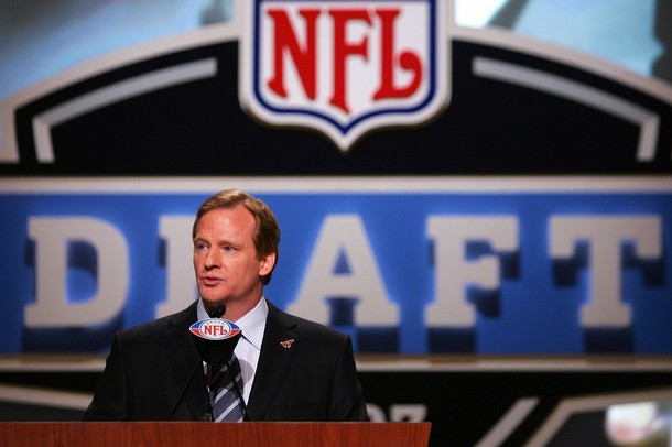 NFL Draft overshadowed by messy labour dispute