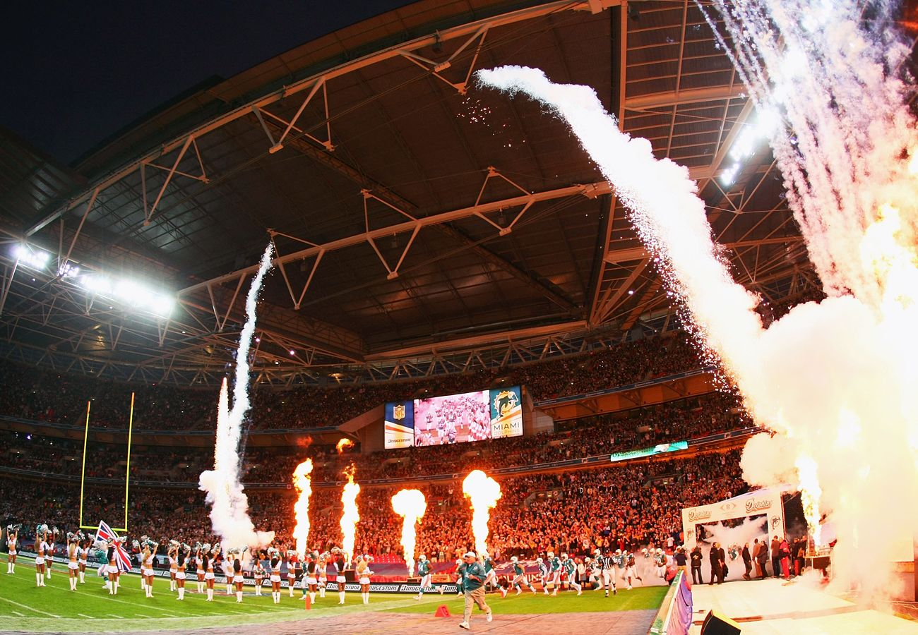 NFL International Series at Wembley
