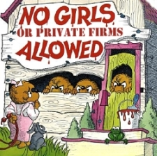no-private-firms-allowed