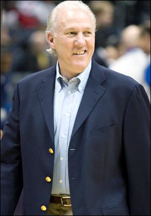 Gregg Popovich draws up brilliance to save Spurs season