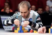 WPT Bratislava winner Roberto Romanello