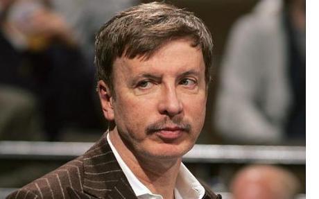 New Arsenal owner Stan Kroenke
