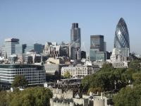 City of London is the home to many CFD traders