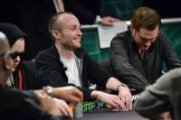 Todd Terry leads WPT