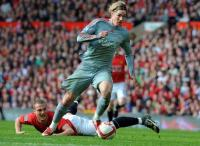 Torres leaves Vidic grounded