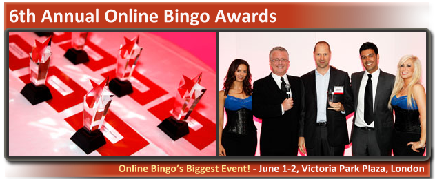6th Annual Online Bingo Awards | iGaming Conference Events