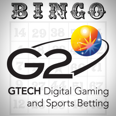 Gtech G2 Nominations - Online Bingo Industry Award
